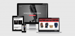diseño responsive pagina web Hinoki