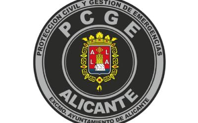 Protección civil y gestión de emergencias de Alicante