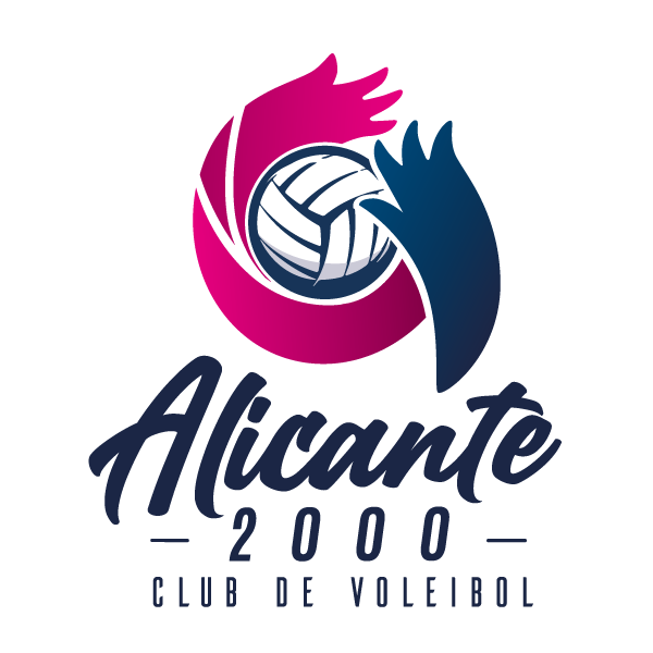 Logo Club de voleibol Alicante 2000